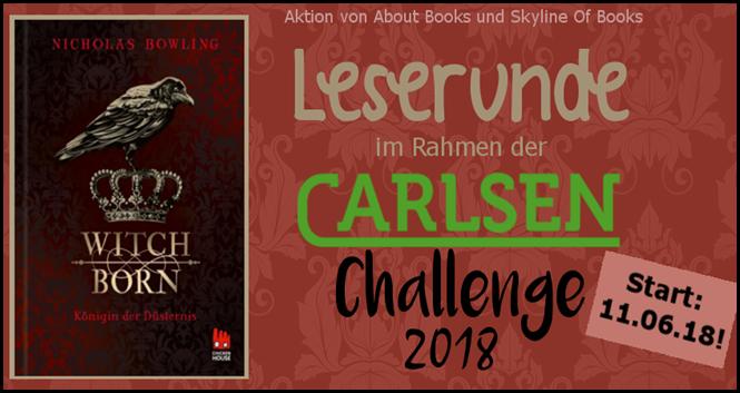 Carlsen Challenge 2018-leserunde02 witchborn